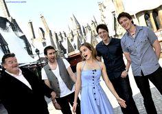 harry potter cast | Harry Potter Cast - Harry Potter Fan Art (24098137) - Fanpop
