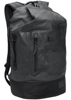 Origami Backpack - Black | Nixon Mens Bags & Wallets