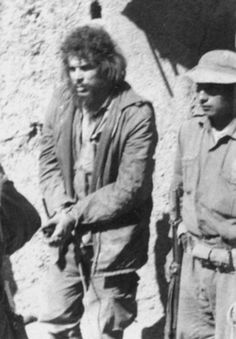 Che Guevara - captured in Bolivia, a few hours before his death (9 October 1967)