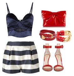 """Fourth of July!"" by rashadmarquis on Polyvore"