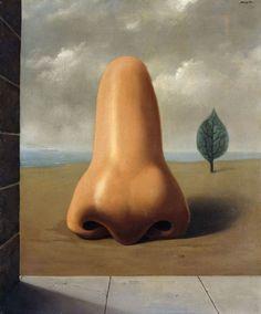 Rene Magritte - «Fortuna» 1937