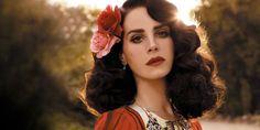 """Lana Del Rey Just Shared An Enchanting """"Honeymoon"""" Snippet: http://lilotime.com/lana-del-rey-just-shared-an-enchanting-honeymoon-snippet/"""