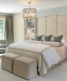 Bedroom | Slifer Designs | Dering Hall Design Connect In partnership with Elle Decor, House Beautiful and Veranda.