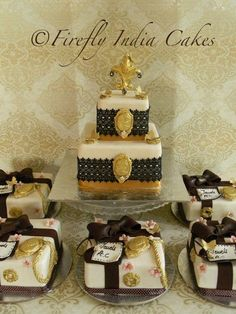 Jewelry Store Launch - Cake by Firefly India by Pavani Kaur