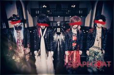 SCAPEGOAT's new look!
