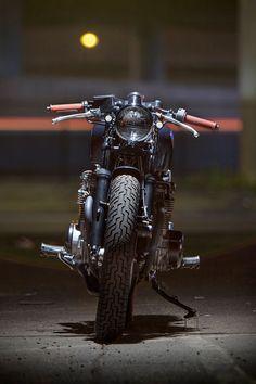 Honda CB550 of 1978 by Dave Lehl