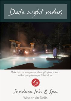 A spa gift card is what they really want for Valentine's day.