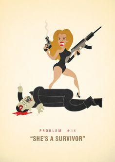 The Jay-Z's « 99 Problems », Ali Graham