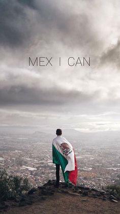 Y seguimos de pie!! Fuerza México!!!