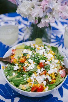 The Londoner » Mexicorn Salad