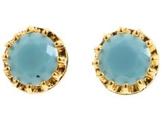Juicy Couture Princess Studs Cerulean Sky