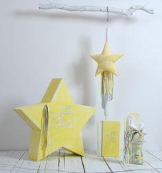 My little star Κουτί αστέρι  123,00€ - Λαμπάδα  75,00€ - Λαδοσέτ  50,00€ - Βιβλίο ευχών 40,00€