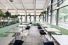 Bulka Cafe and Bakery / Crosby Studios