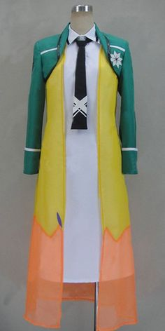 Focus-costume The Irregular At Magic High School Mitsui Minorukaoru Cosplay Costume ** Click image to review more details.