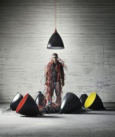 Gubi Showroom Design - Lighting Furniture