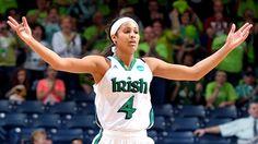 Skylar Diggins: Notre Dame