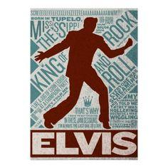 Millón de tipos de Elvis del cuarteto del dólar Póster