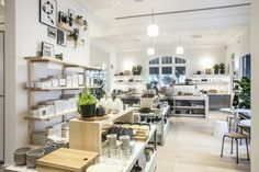Country Road open café as part of new lifestyle concept - The Interiors Addict