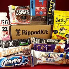 🍁 October box 🍁 We've got no less than 11 amazing products for you lucky people this month!  There's the Milky Way protein bar (flavour bang on, texture is soft but denser than the original), Peanut Butter Cup King Whey Crunch (easily the best new peanut butter bar to hit the market in some time), Raspberry Lemon Cheesecake Warrior bar - think sherberty lemon meets raspberry caramel meets sweet white chocolate.  Other exciting new bars include the Dark Choc Mocha PhD Diet Whey (nailed the…