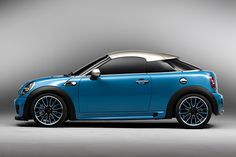 BMW Mini Coupé Concept