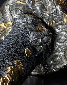 Katana detail