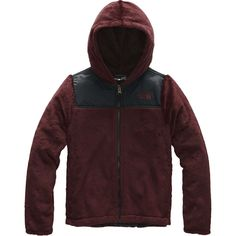 The North Face Oso Hooded Fleece Jacket - Girls