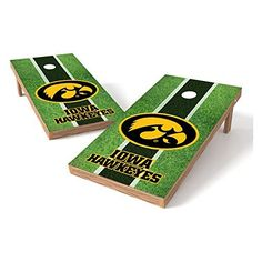 Wild Sports NCAA 2' x 4' Cornhole Game Set (Most Teams Available)
