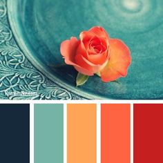 in the color balance 572 - Red Red Colour Palette, Colour Schemes, Color Combinations, Orange Color Palettes, Pantone, Color Bordo, Color Harmony, In Color Balance, Design Seeds