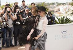 Sterren worstelen met de wind op filmfestival van Cannes - Het Nieuwsblad: http://www.nieuwsblad.be/cnt/dmf20150516_01684081?_section=62333134