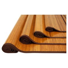 Burma Bamboo Mat - Eco-friendly mat crafted from Tonkin bamboo cane.  #rug
