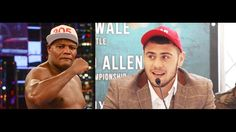 """LUIS """"KING KONG"""" ORTIZ VS DONCASTER'S DAVE ALLEN CLASH IN MANCHESTER #OR..."""