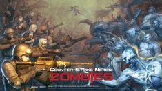 [News] Counter-Strike Nexon: Zombies - Disponible : http://www.zeroping.fr/counter-strike-nexon-zombies-disponible/