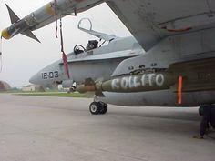 Hornet FA-18A C.15. Ejercito del Aire Español