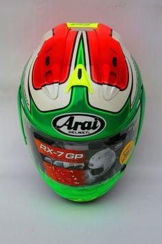 Arai RX-GP D.Giugliano 2011 by CF Design