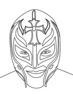 27 Best Wrestling Coloring Page Images In 2020 Coloring Pages Wrestling Online Coloring