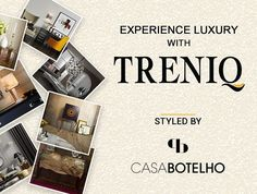 @treniq_worldwide is all geared up for @independenthotelshow ! Watch out for us at stand #8 at  #IHS16 exclusively styled by the one & only @casabotelho.  #CasaBotelho is a unique luxury emporium which is part #interiordesign and #decorating practices part the most fabulous #house in #London and part #furnituredesign.  #luxuryinteriors #homedecor #interiorstyling #interiorstylist #styling #luxuryfurniture #luxurydecor #homes #furniture #interiors #luxuryinteriors #interiordesigning
