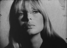 """Jim Morrison tells me that people are looking at the streets while I am looking at the moon."" - Nico, the epitome of 60s coolness."