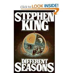 Amazon.com: Different Seasons (9780670272662): Stephen King: Books