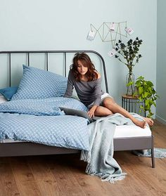 Alvásra csábító ágyneműk - most online a Tchibo-nál