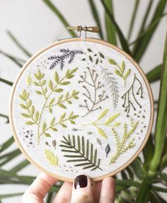 Easy DIY: How to Embroider | DIY | Embroider
