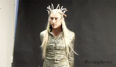 perfect summary of the Elf Bitch aesthetic. Elf King, Thranduil, Many Faces, The Elf, Tolkien, Lotr, Elves, Summary, Men