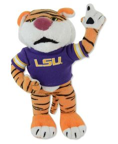 Forever Collectibles Lsu Tigers 8-Inch Plush Mascot