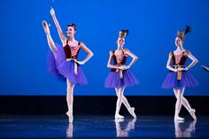 'Stars and Stripes' Choreography by George Balanchine © The George Balanchine Trust