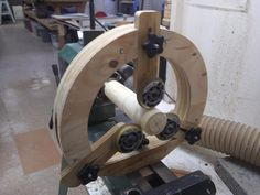 Lathe Projects, Wood Turning Projects, Small Lathe, Wood Resin Table, Woodturning Tools, Lathe Tools, Bowl Turning, Hardwood Plywood, Drilling Holes