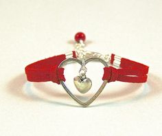 Valentine's day - red collection of favorite by Larisa on Etsy