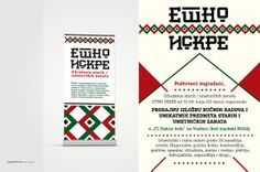 Etno Sparks by dework , via Behance