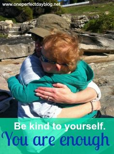 ThanksThe final installment in a 10 week series of simple ways to connect with your child. This week is about being kind to ourselves. Lets stop putting so much pressure on ourselves to be perfect. Know that you are enough. What our children need is us, our time, our attention. Not perfection. awesome pin