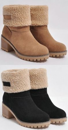 Chellysun Winter Sho - December 22 2018 at Nordstrom Boots, Shoe Boots, Ankle Boots, Warm Snow Boots, Heeled Loafers, Winter Shoes, Fashion Boots, Fashion Outfits, Outfits