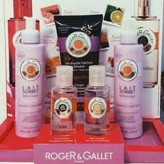 Looking for great gift ideas this season we have everything you need. Have a peak at our Roger Gallet line of perfume lotion bath gel and soaps! They come in so many amazing scents. #rogergallet #giftideas #gifts #besmoothfrench #pearldistrict #portland #frenchskincare #bestfaceforward