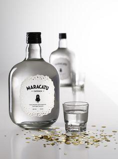 Maracatu Cachaça — The Dieline - Package Design Resource